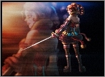 Soul Calibur IV, Amy Sorel